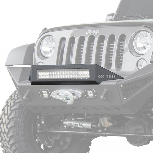 Bumper Light Mounts