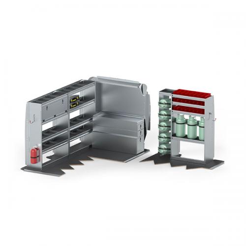 WestCan Premium Aluminum Trade Packages